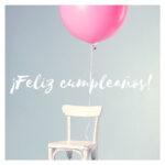 FELIZ CUMPLE !!!